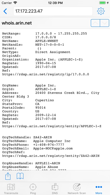 IT Tools - Network Analyzer screenshot-9