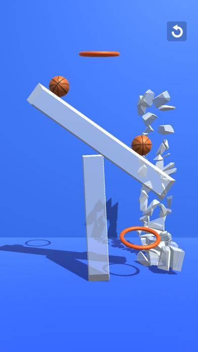 Through the Hoop - Tap & Break screenshot 5