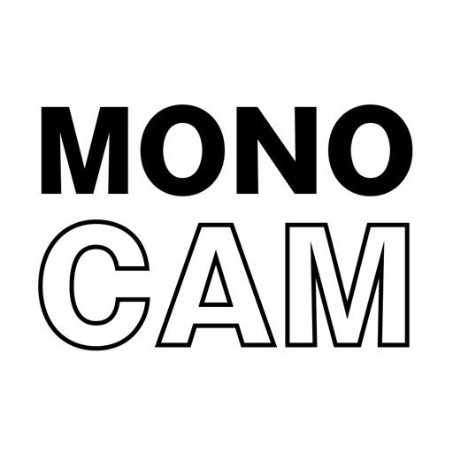 Mono Cam - B&W photo App