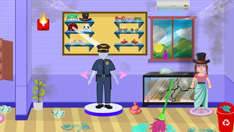 Pretend Play Police Station screenshot-4