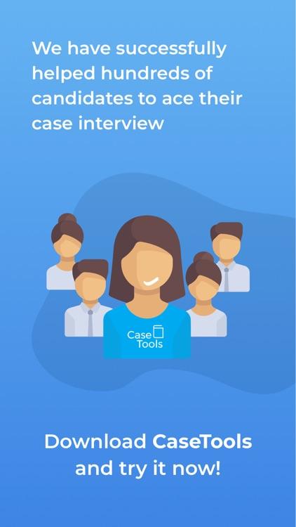 CaseTools - Consulting Prep... screenshot-9