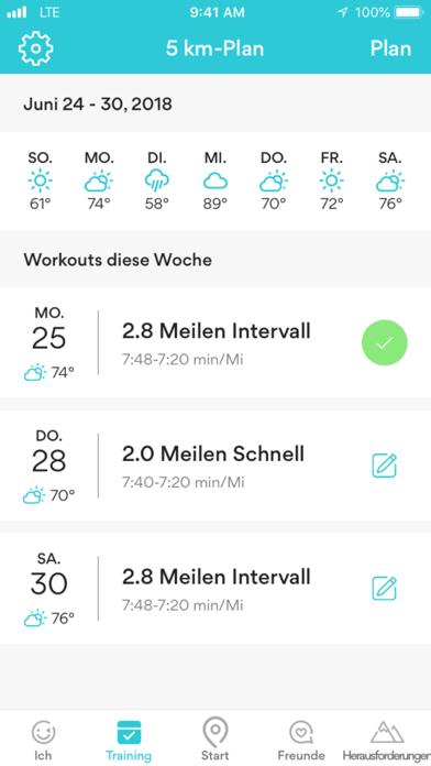 messages.download Runkeeper – GPS-Lauf-Tracker software