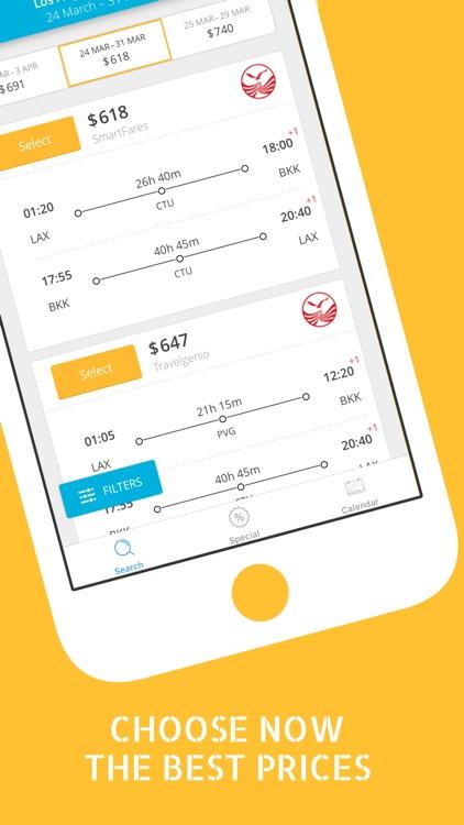 Travelscompare - Travel Deals screenshot-3