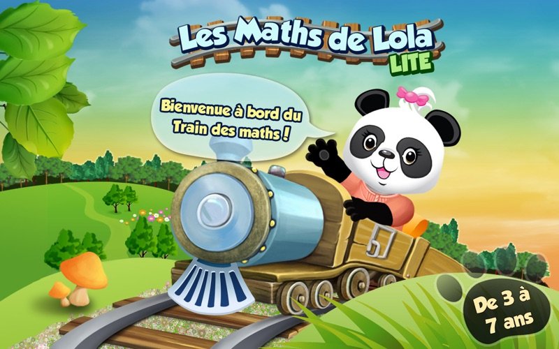Screenshot #1 pour Les Maths de Lola LITE