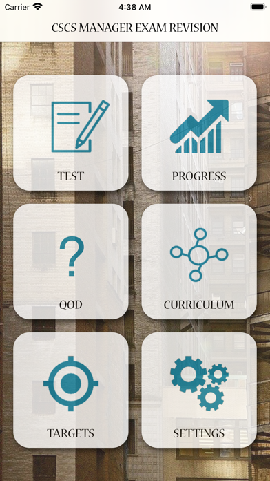 CSCS Manager Exam Revision screenshot 1