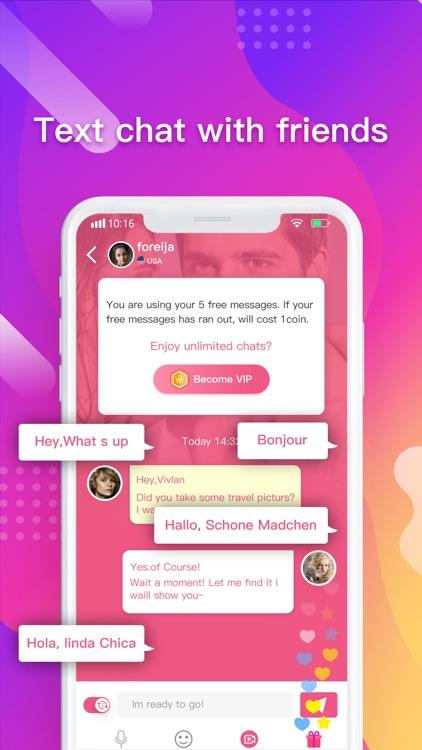 HOOLive– Live video chat screenshot-3