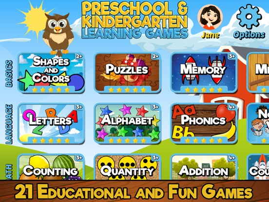 Preschool & Kindergarten Games-ipad-0
