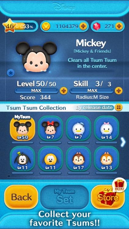 LINE: Disney Tsum Tsum screenshot-3
