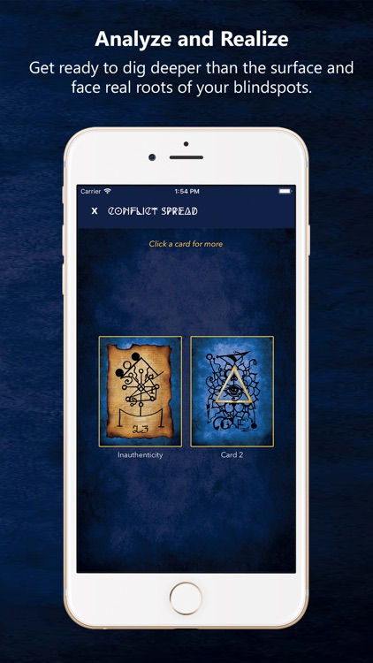 Blind Spot Oracle Cards screenshot-4