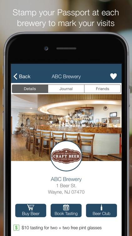 Brewery Passport - Craft Beer