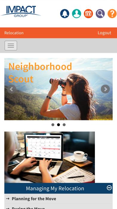 点击获取myIMPACT Portal