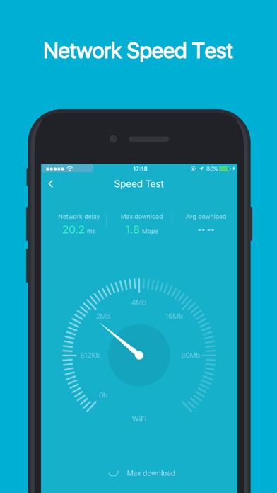 WiFi Anywhere-Hotspot Analyzer screenshot