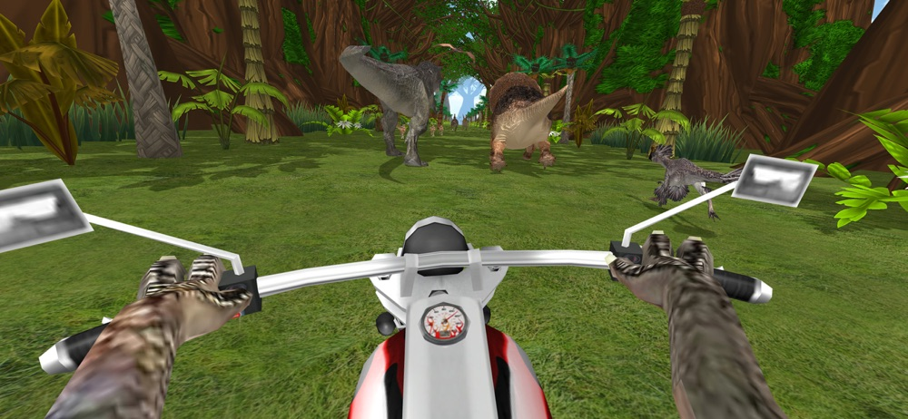 Moto Raptor: Jurassic Dinosaur Cheat Codes