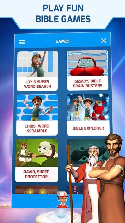 Superbook Kids Bible