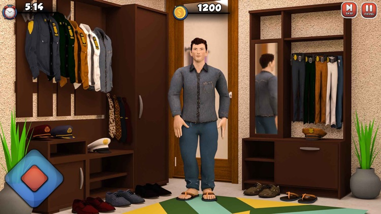 Virtual Police Officer Family screenshot-4