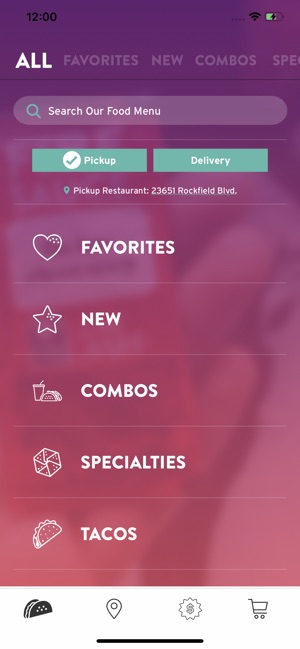 Taco Bell on the App Store