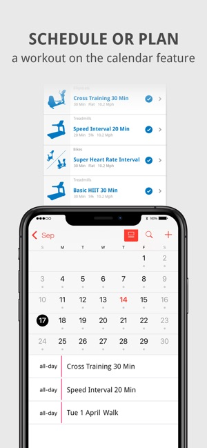 LFconnect – Workout Tracking on the App Store