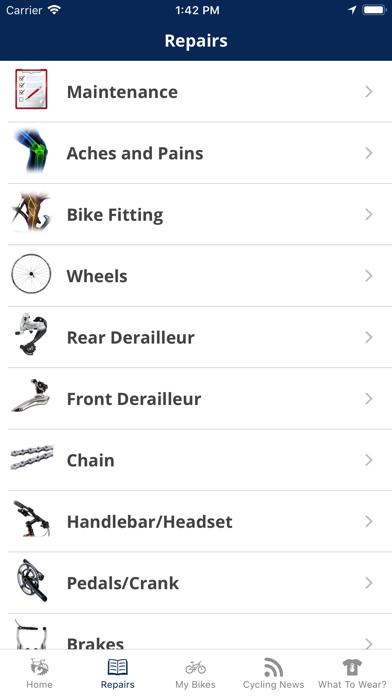 Bike Repair review screenshots