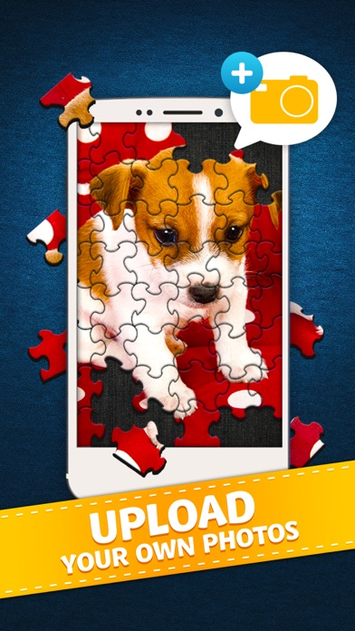 Tải về Jigty Jigsaw Puzzles cho Android