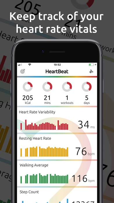 HeartBeat - Heart Health screenshot two