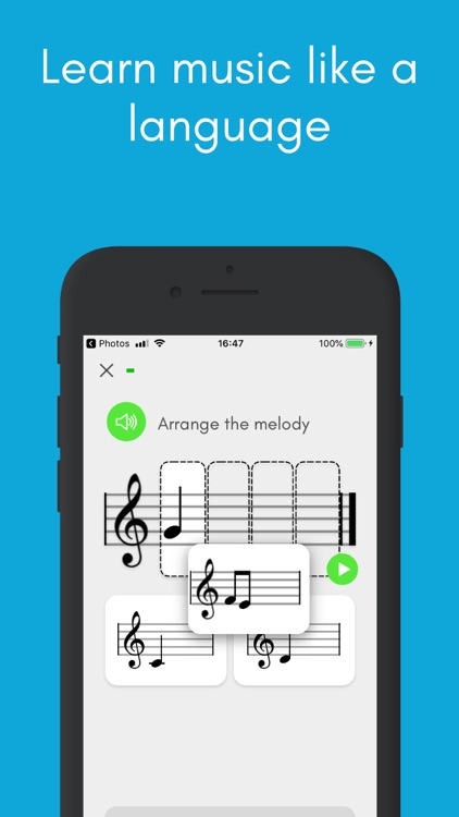 ScoreSkills - Learn Music screenshot-0