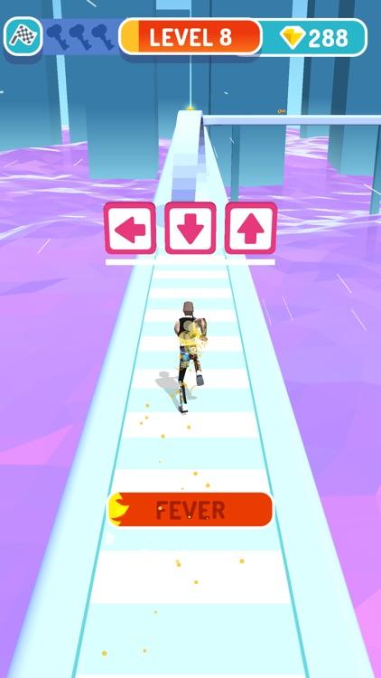 Parkour Race 3D screenshot-3