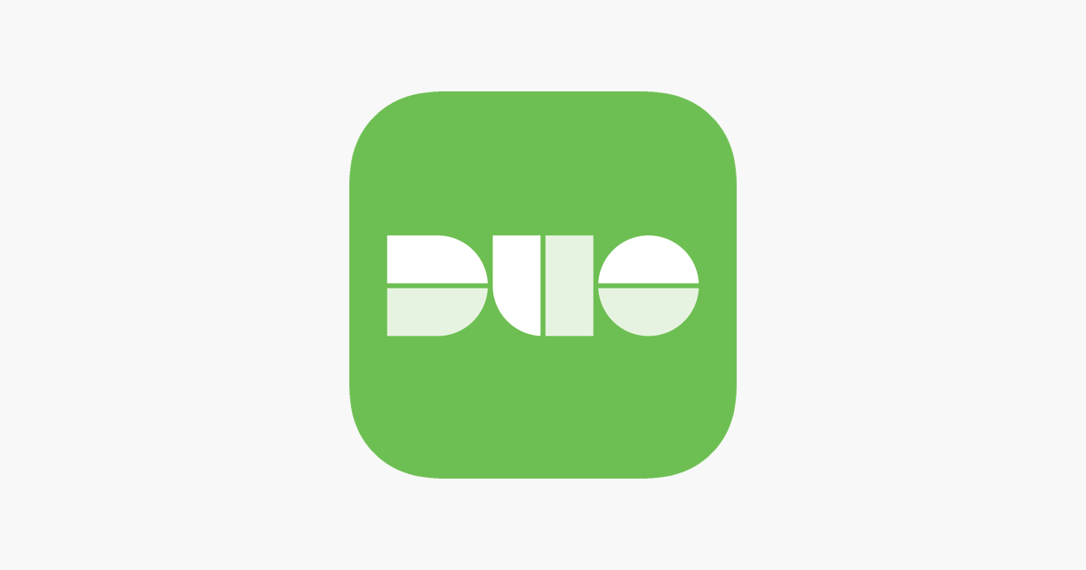 Duo Mobile on the App Store