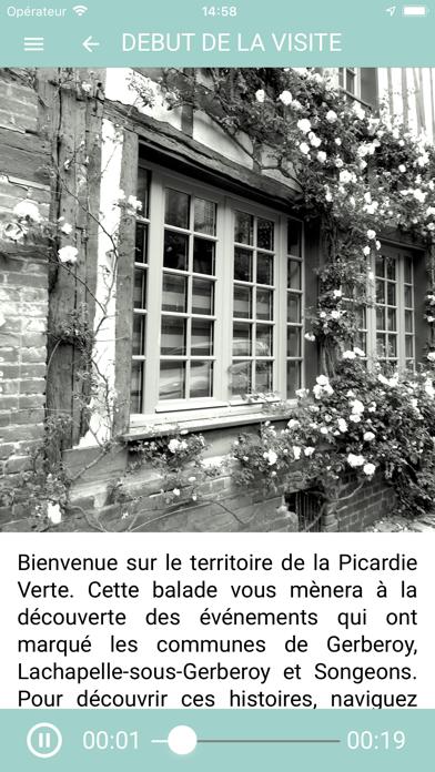 Balade d'Histoire&d'histoires screenshot 5