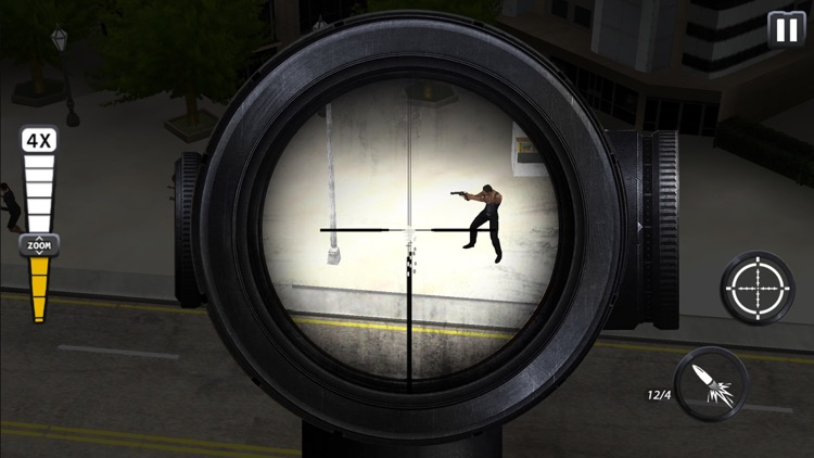 Ultimate Mafia Sniper Shooting