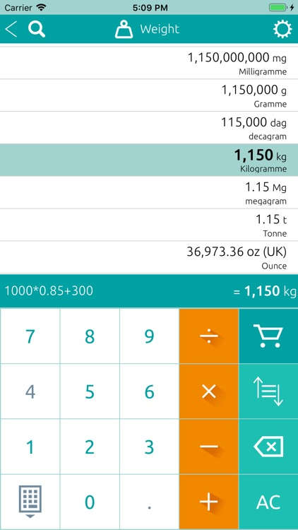 Unit converter & Measurement screenshot-5