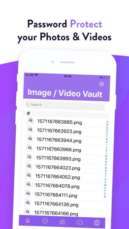 VPN Vault - VPN & Media Vault screenshot-2