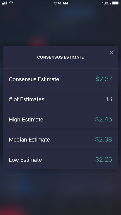 Earnings Season screenshot-3
