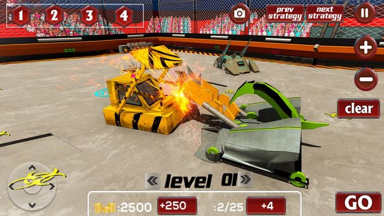 Crash of Battlebots