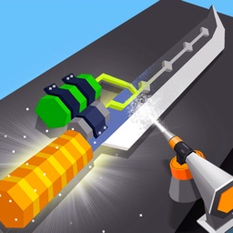 Forge Sword from Lava