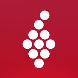 Ícone do app Vivino: Compra o vinho certo