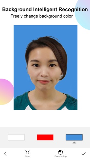 ID Photo-Passport Photo maker on the App Store