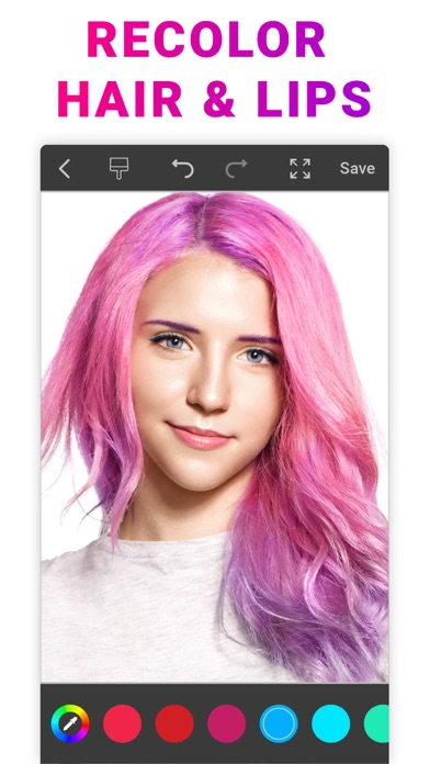 Download Color Pop Effects Photo Editor for Pc