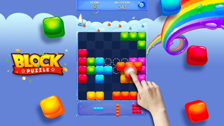 Candy Block Puzzle Blitz screenshot-7