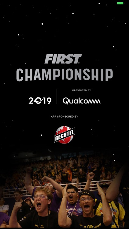 2019 FIRST® Championship