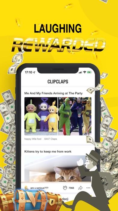 Tải về ClipClaps - Cash for Laughs cho Pc