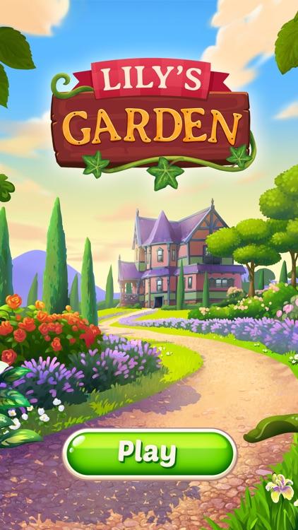 Lily's Garden: Design & Relax! screenshot-6