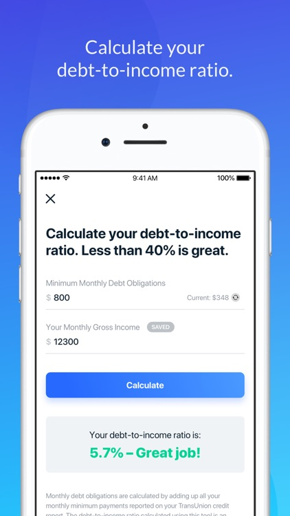Upturn Credit screenshot-6