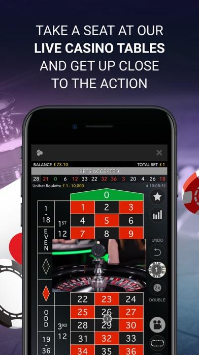 Unibet Casino - Slots & Games screenshot four