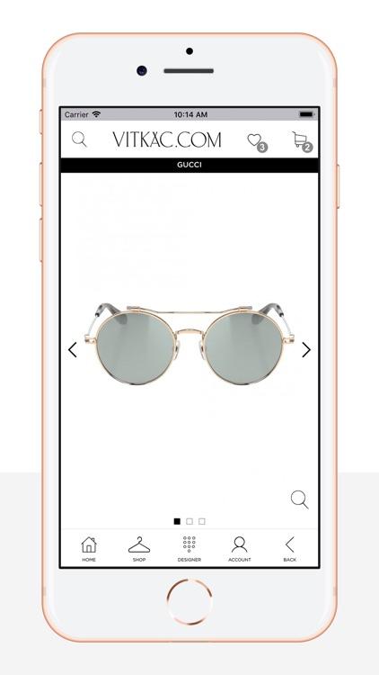 VITKAC - Luxury Shopping screenshot-6