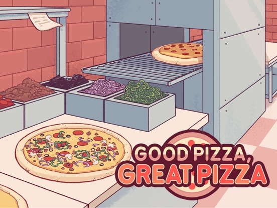 iPad Image of Good Pizza, Great Pizza