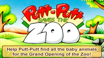 Putt-Putt Saves The Zoo screenshot1