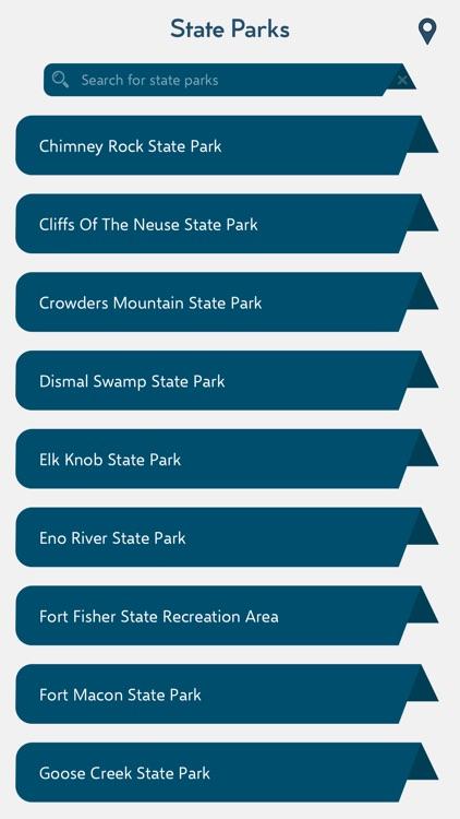 North Carolina State Parks USA