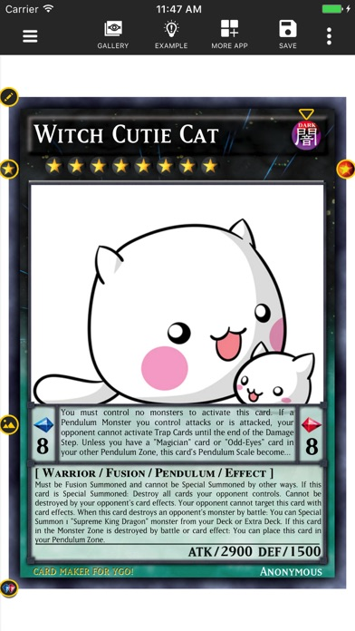 Card Maker Creator for YugiOhのおすすめ画像2