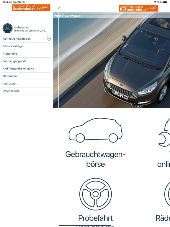 AMF Kuttendreier GmbH screenshot 4