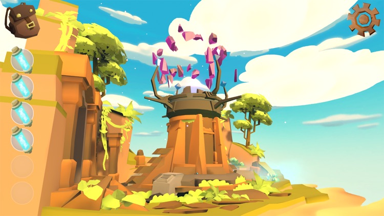 Krystopia: A Puzzle Journey screenshot-6